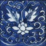 JARRE EN PORCELAINE, TRANSITION VERS 1630