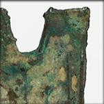 Pièces de monnaie en bronze Royaumes combattants